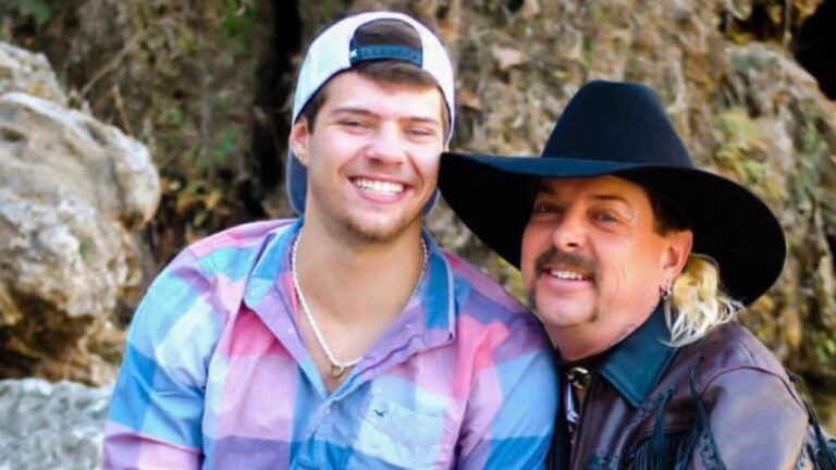 Detienen a esposo de Joe Exotic por conducir intoxicado en Texas