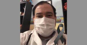 Fallece el pediatra Rolando Ruiz de la Garza, tras lucha contra el covid
