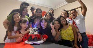 Familia festeja cumpleaños y 12 miembros se contagian de Covid en Texas