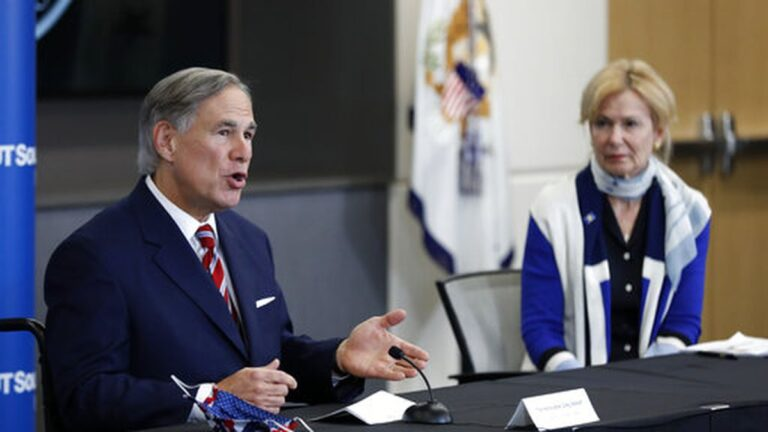 Gobernador Abbott anuncia que habrá vacuna contra el covid en Texas