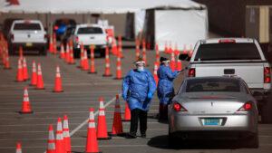 Instalan 10 morgues móviles en El Paso; aumentan de muertes por Covid