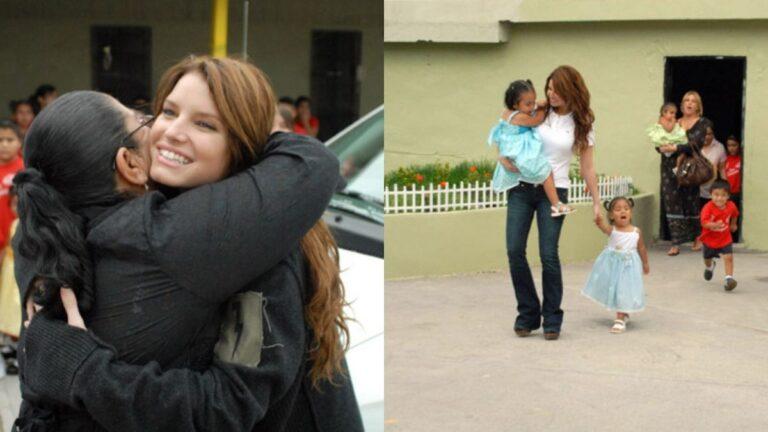 Jessica Simpson en Nuevo Laredo