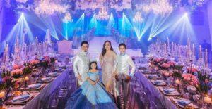 Millonario celebra cumpleaños de su hija con fiesta de más de 202 millones de pesos