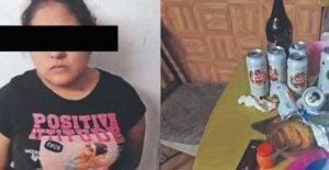 Mujer asesina a su esposo; intentó ahorcarla tras discusión