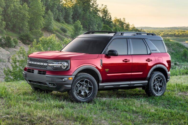Nueva Ford Bronco será producida 100% en México