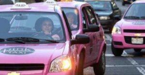 Proponen transporte rosa en Tamaulipas ¡Solo para mujeres!