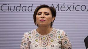 Giran orden de aprehensión contra Rosario Robles por lavado y delincuencia organizada