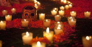 Se incendian casas por veladoras en altares de muertos en Tamaulipas
