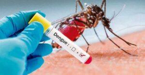Suman 17 mil 254 casos de dengue en México durante 2020