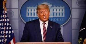 Trump insiste en que 'fue una elección robada'; no acepta la derrota