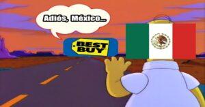 ¿Por qué Best Buy se va de México?