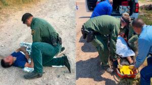 Agente de Patrulla Fronteriza hiere de bala a presunto indocumentado