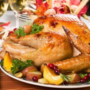 Así se prepara un delicioso y jugoso pavo para Acción de Gracias