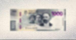 Banxico: Conoce el nuevo billete de mil pesos