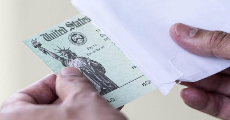 cheque de estimulo 2020