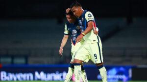 Dos futbolistas del Club América dieron positivo por covid-19