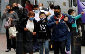 México suma 91 mil 895 muertes por COVID-19