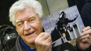 Muere a los 85 años David Prowse, el actor que interpretó a Darth Vader en la trilogía original