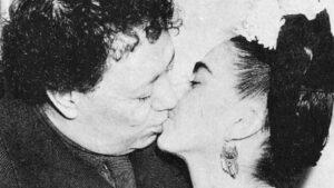 Diego Rivera y las mujeres que fueron sus amores entre ellas María Félix