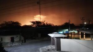 VIDEO: Explota gasoducto en China, Nuevo León