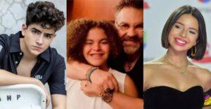 De tal palo tal astilla: hijos de famosos heredan talento de sus padres