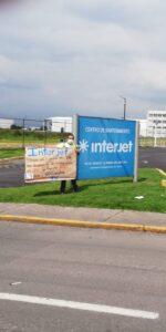 Interjet tiene 2 meses sin pagar a sus trabajadores, realizarán huelga