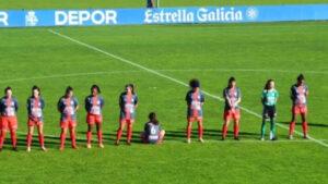 Futbolista española da la espalda en tributo a Maradona, lo califica de 'violador y pedófilo'