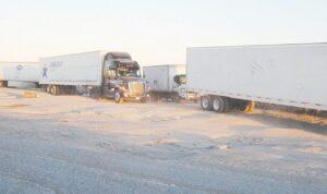 Entrada a Nuevo Laredo, una vergüenza