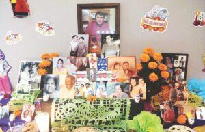 Altares, la magia que nunca muere en Nuevo Laredo