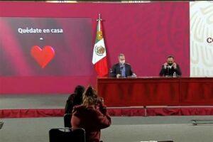 México suma 98,542 muertes por Covid-19