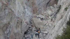 Quedan atrapadas 13 personas bajo tierra tras inundación en mina de carbón