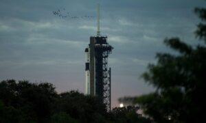 EN VIVO: Preparan despegue de Misión SpaceX Crew-1
