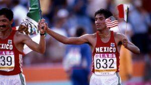 Muere Ernesto Canto, medallista olímpico que ganó oro en 1984