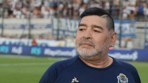 Diego Armando Maradona: la leyenda ha muerto