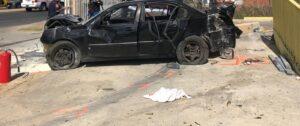 Persecución en Laredo, Texas deja tres heridos; uno grave