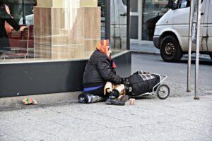 Es población vulnerable a Covid-19 al estar en situación de calle