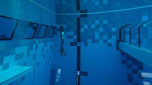 Inauguran la piscina más profunda del mundo (FOTOS)