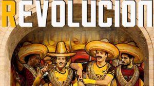 Clubes de Europa felicitan a México por el 110 aniversario de la Revolución