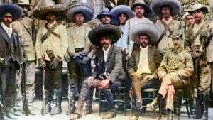 Las imágenes a COLOR más IMPACTANTES de la Revolución Mexicana