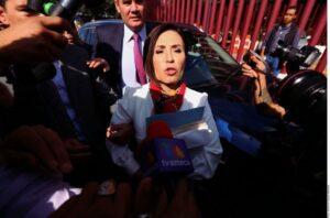 Rosario Robles confesará desvíos a la campaña de Meade