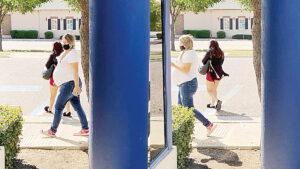 Laredo, Texas: Buscan a una mujer embarazada por robo a tienda