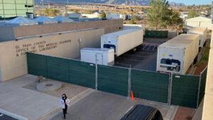 Tragedia en El Paso, Texas: hospitales abrumados y morgues móviles