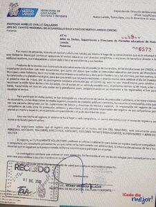 Gobierno de NLD enlista a maestros con fines electorales