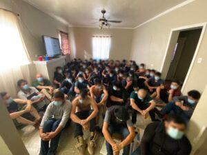 Detienen en Laredo a más de mil 700 migrantes en una semana