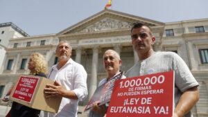 España avanza en legalización de eutanasia; aprueban proyecto de ley