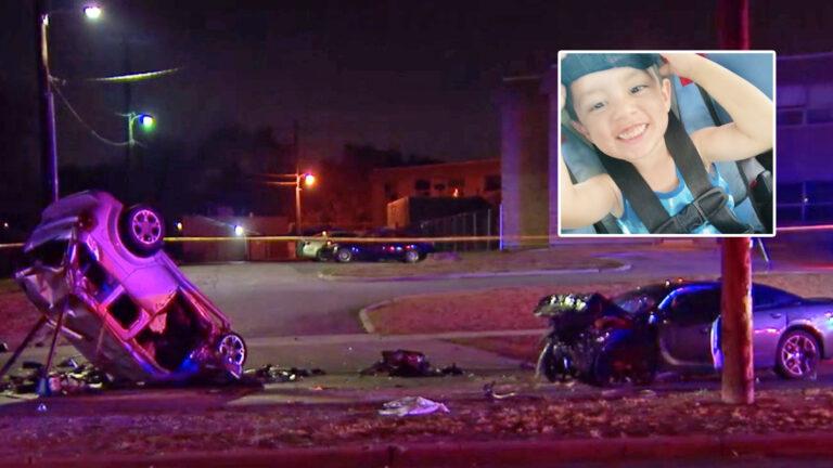 Familia de Laredo pierde a su hijo de 3 años en accidente en San Antonio