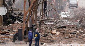 Coche bomba de Nashville: Identifican a persona que podría tener información