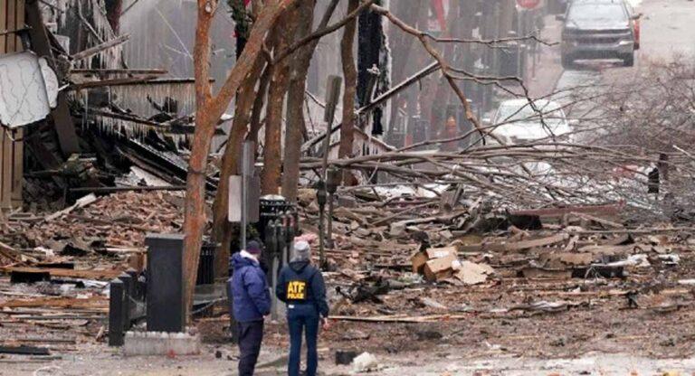 Hay avances en la investigación del coche bomba de Nashville