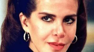 La actriz Renata Flores, estaba desaparecida y así la encuentran ¿La recuerdas?