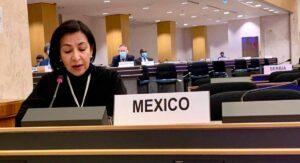 Socorro Flores Liera será la primer mexicana magistrada de la Corte Penal Internacional